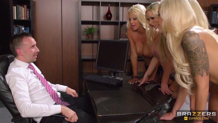 Cuarteto en la Oficina VI