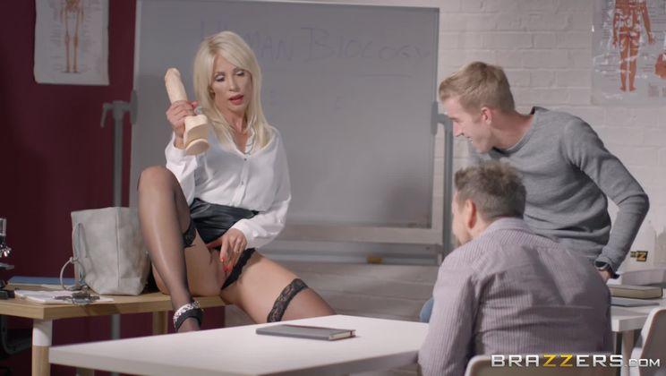 Substitute Sex Ed